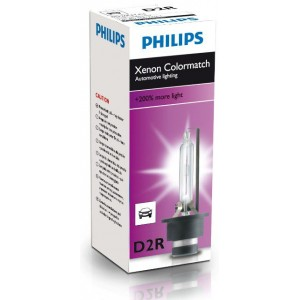 Оригинальная лампа Philips D2R 85126 ColorMatch 5000K